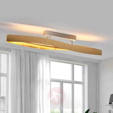 Hieno LED-kattovalaisin lehtimetalliviimeistelyllä-6722409-31