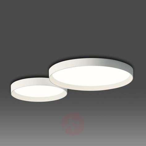 Hienovarainen LED-kattovalaisin Up valkoinen