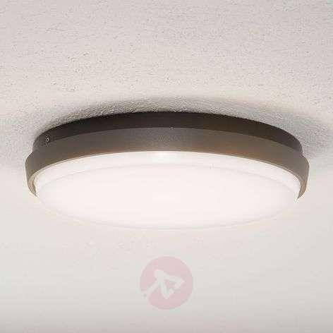 Hillitty LED-kattovalaisin Amra ulkokäyttöön