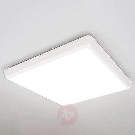Hillitty LED-kattovalaisin Augustin, IP54, 40cm