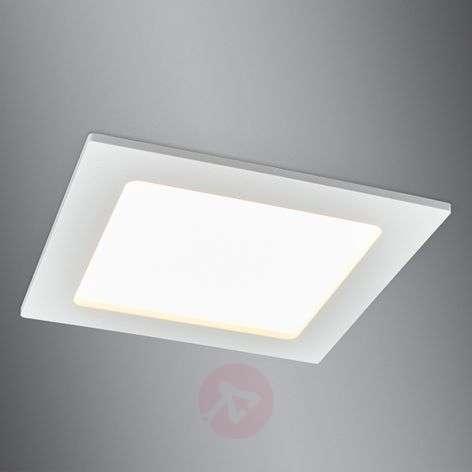 Hillitty upotettu LED-kohdevalaisin Feva, 10,5W