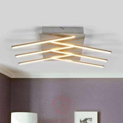 Himmennettävä ja kirkas Lenhard-LED-kattovalaisin