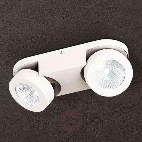 Himmennettävä LED-kattospotti Meno, 2-lamppuinen