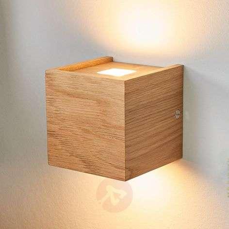 Himmennettävä LED-seinävalo Mila, tammi-6722476X-311