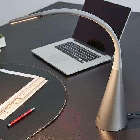 Himmennettävä Majani-työpöytävalaisin LED, USB