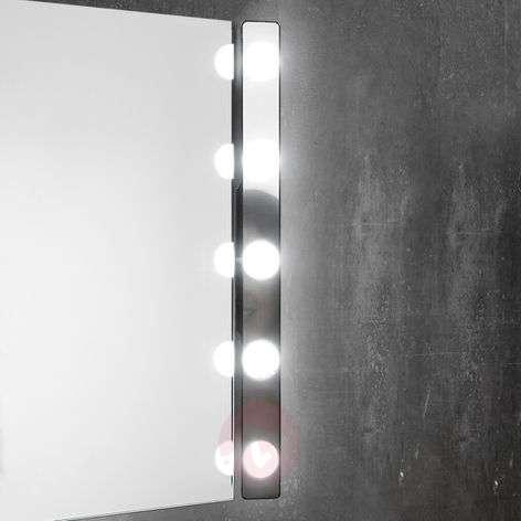 Hollywood-LED-peililamppu, 60 cm, 5-lamp.
