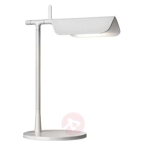 Innovatiivinen TAB T -LED-pöytävalaisin, valkoinen