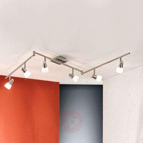 Joustava kattovalaisin MIRTEL- 6 -lamppuinen