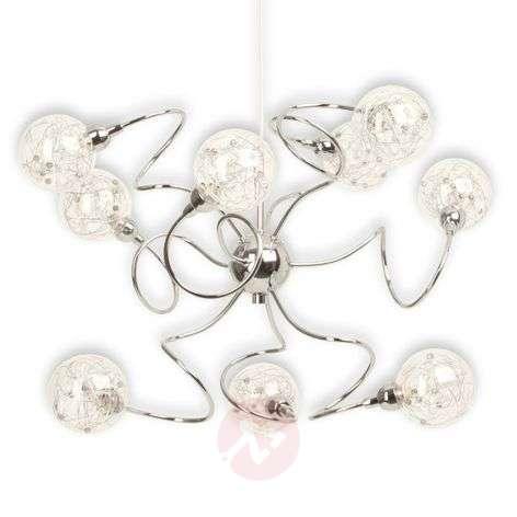 Joya – pirteä yhdeksän lampun riippuvalaisin