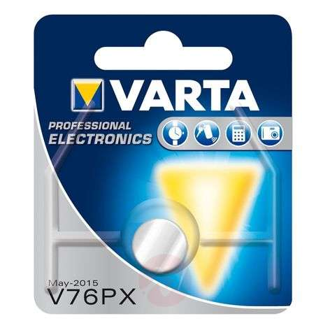 K76PX nappiparisto, VARTA