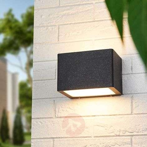 Kahteen suuntaan loistava Jasha-LED-seinävalaisin