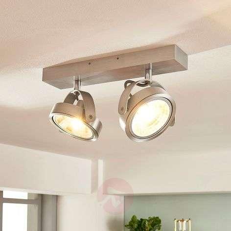 Kaksilamppuinen alumiini kohdevalo Lieven G9-LED