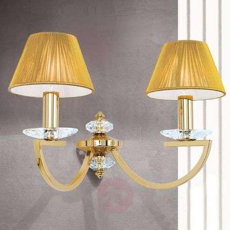 Kaksilamppuinen Avala-seinävalo, kultapinnoitus-7255246-31
