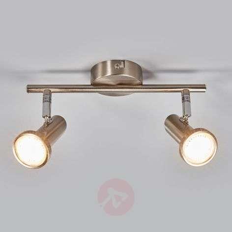 Kaksilamppuinen Cosma LED-kohdevalo