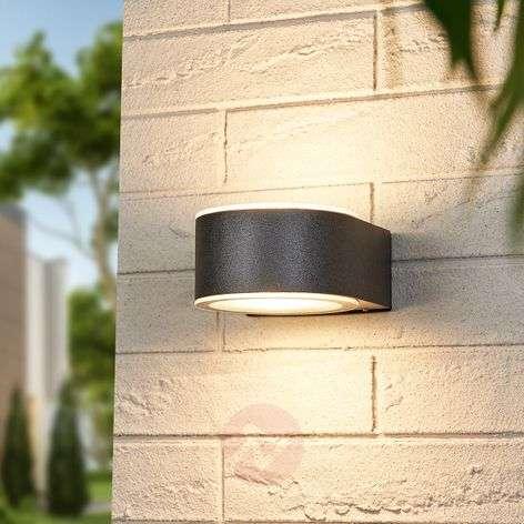 Kaksilamppuinen Joah-LED-seinävalo