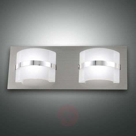 Kaksiosainen Niside-LED-seinävalaisin