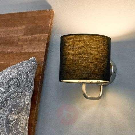 Kangasseinävalaisin Enna E14-LED-lampulla