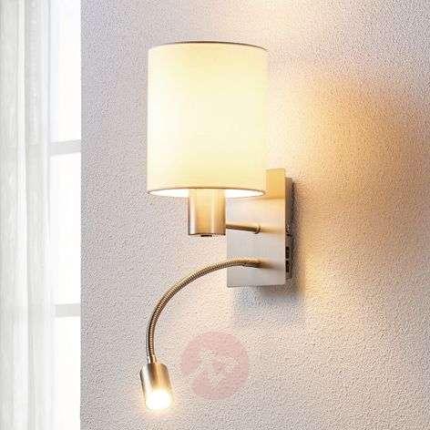 Kangasseinävalaisin Shajan, LED-lukuvalo
