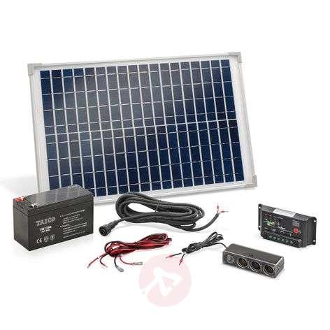 Kannettava aurinkoenergiajärjestelmä 20 W