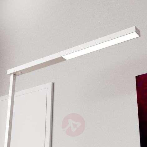 kapea LED-toimisto-lattiavalaisin Tamilo