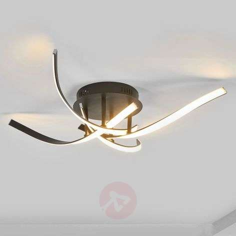 Katkaisijalla himmennettävä Milane-LED-kattolamppu-9985061-32