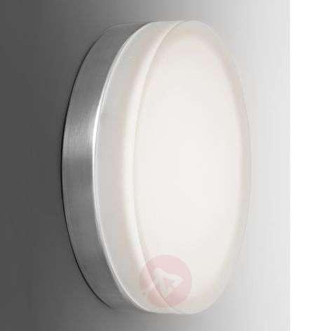 Kauniin muotoinen LED-seinävalaisin Briq 01L
