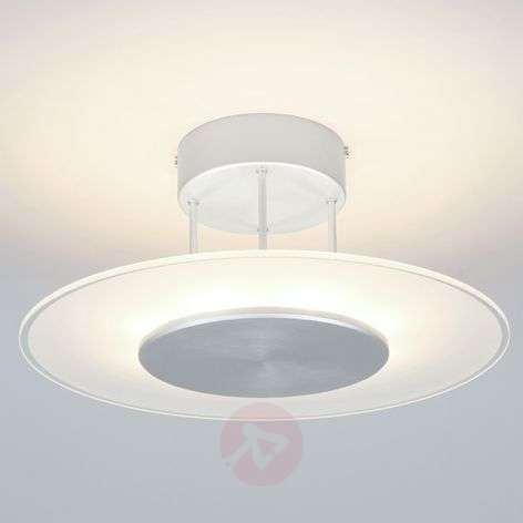 Kaunis LED-kattovalaisin Dora luo kodikasta valoa
