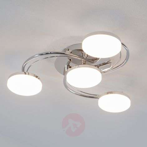 Kaunis LED-kattovalaisin Lillith
