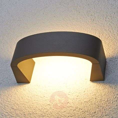 Kaunis LED-ulkoseinävalaisin Peppa, IP54