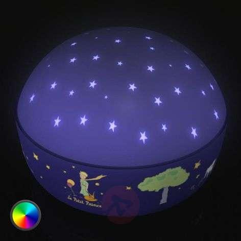 Kaunis LED-ylövalo Pikku Prinssi