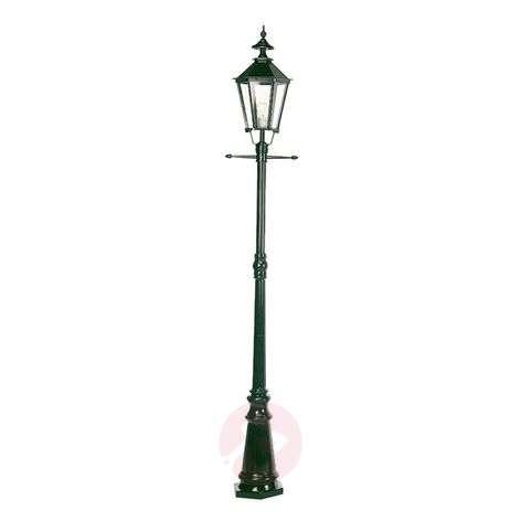 Kaunis Manchester-lyhtypylväs 1-lamppuinen-5515003X-33