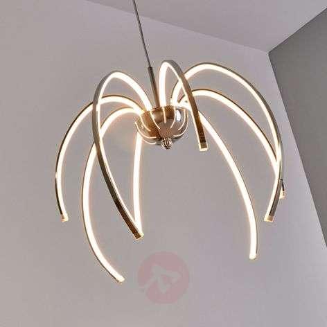 Kaunismuotoinen LED-riippuvalaisin Daylon