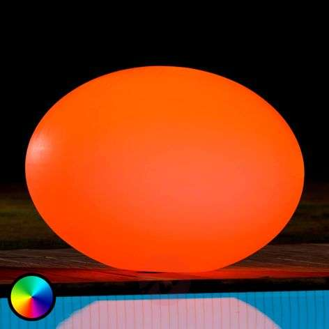 Kelluva LED-koristevalaisin Flatball L