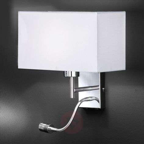 Kempten-seinävalaisin LED-lukuvarrella