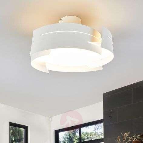 Keyron - valkoinen LED-kattolamppu