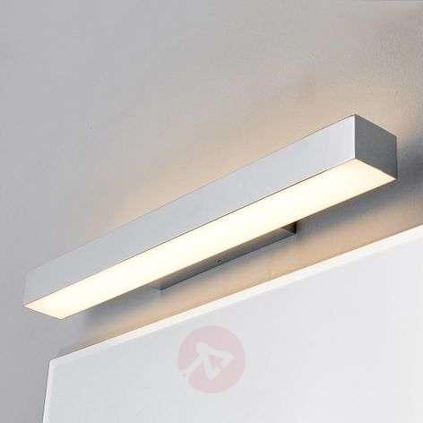 Kiana seinävalaisin LED-valolla kromisena-9641030-31