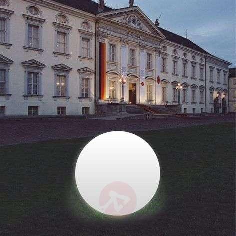 Kiinteä valk. pallovalaisin Snowball alumiinijalka