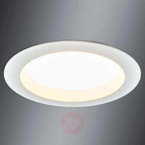 Kirkas LED-alasvalo Arian, 17,4 cm 15W