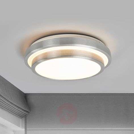 Kirkkaasti valaiseva Huberta-LED-kattolamppu