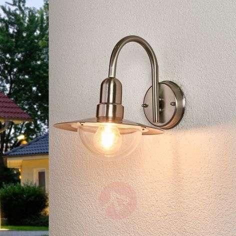 Klassinen Fedra-ulkoseinävalaisin LED teräs