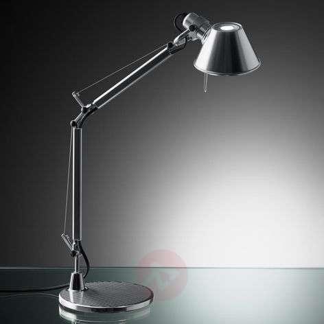 Klassinen LED-työpöytävalaisin Tolomeo Micro