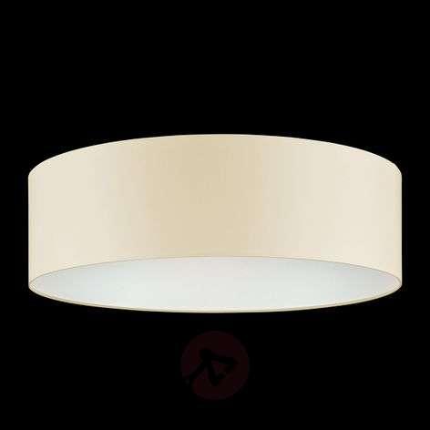 Kolmilamppuinen kattovalaisin Shine Loft, kerma