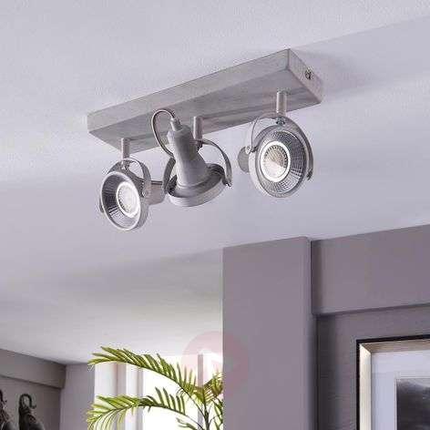 Kolmilamppuinen-LED-kattospotti Pieter-9620736-34