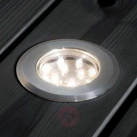 Kolmiosainen setti, upotettava maavalo MINI LED-5522404-31