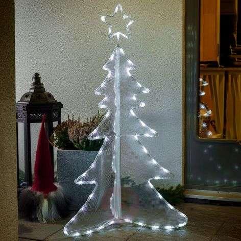 Kolmiulotteinen LED-puu
