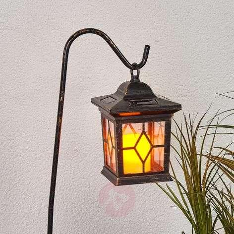 Koristeellinen Beata LED-aurinkolyhtysarja
