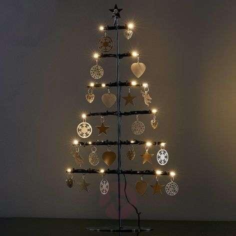 Koristeellinen LED-koristevalaisin Borken