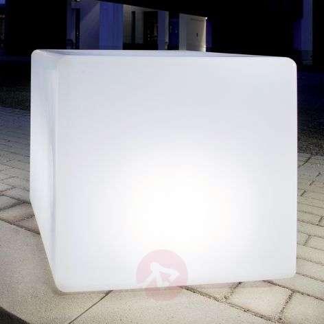 Korkealuokkainen kuutiovalaisin Cube-3050162X-31