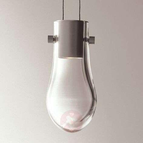 Korkeussäädettävä LED-designriippuvalaisin Drop