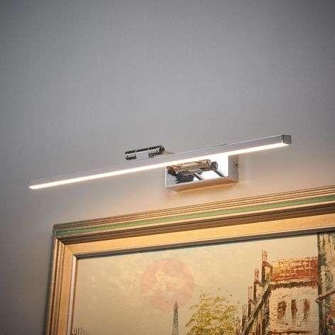 Kromattu Elif LED-tauluvalaisin